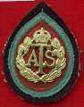 18. Auxiliary territorial service