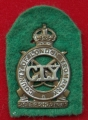 40. County of london yeomanry