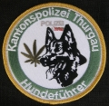 3. Suisse Police de Thurgau (anti drogue)