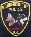 18.  ville de willingboro township (new jersey)