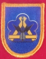 336.  beret de la 18e brigade d aviation (1er type)