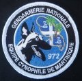 105.  gendarmerie de la martinique
