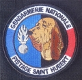 114.  pistage saint hubert (gendarmerie nationale)